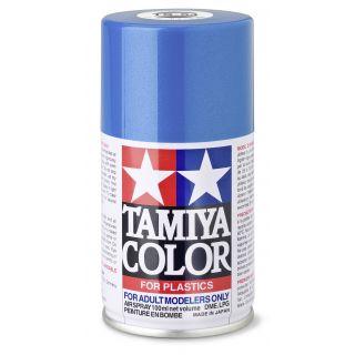 85054 TS 54 Light Metallic Blue Tamiya Color 100ml (Acrylic Spray Paint)