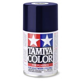 85055 TS 55 Dark Blue Tamiya Color 100ml (Acrylic Spray Paint)
