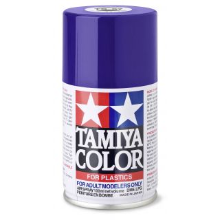 85057 TS 57 Blue Violet Tamiya Color 100ml (Acrylic Spray Paint)