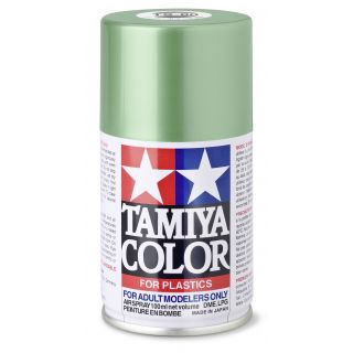 85060 TS 60 Pearl Green Tamiya Color 100ml (Acrylic Spray Paint)