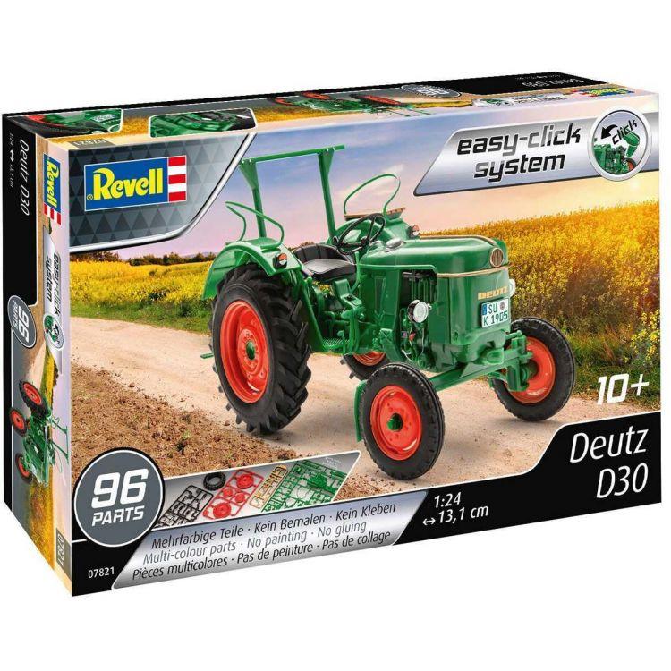 EasyClick Modelset traktor 67821 - Deutz D30 (1:24)
