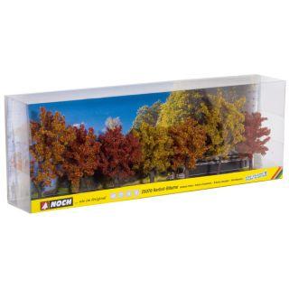 Jesenné stromčeky 7 ks, 8 - 10 cm  NO25070