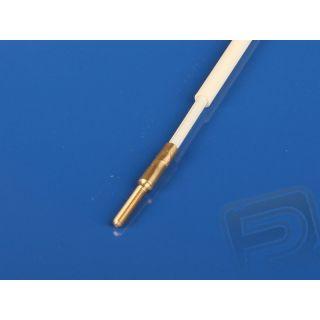 Kompletné bowden - tisíchran M2 1m s drôtom