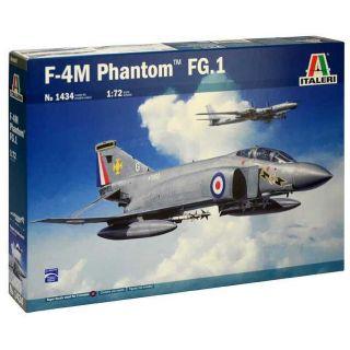 Model Kit letadlo 1434 - F-4M PHANTOM FG.1 (1:72)