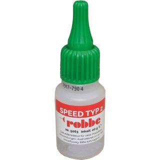 ROBBE SPEED TYPE 2 20G stredné