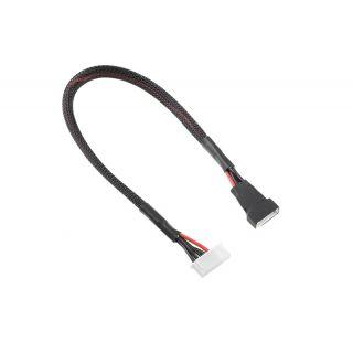 Balanční prodlužovák - 4S XH konekt. - nabíj. 6S XH zástrčka - silik. kabel 22AWG - 30cm