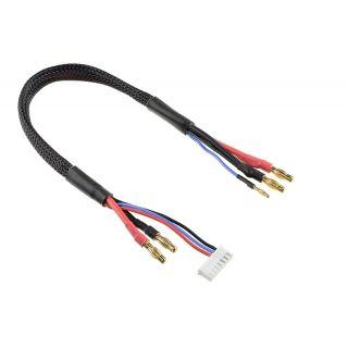 Nabíjecí kabel - G4/6S XH na G4/G2 - 14 AWG/ULTRA V+ Silikon Kabel - 30cm