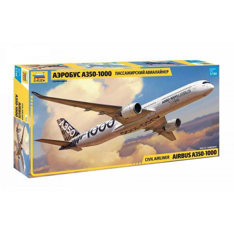 Model Kit letadlo 7020 - Airbus A-350-1000 (1:144)