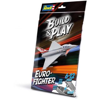 Build & Play letadlo 06452 - Eurofighter Typhoon (1:100)