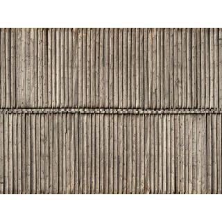 3D kartónová doska, drevená stena 25 x 12,5 cm / ks  NO56664