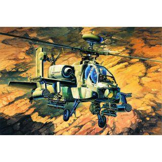 Model Kit vrtulník 12262 - AH-64A (1:48)