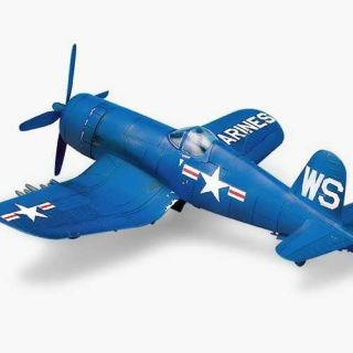 Model Kit letadlo 12267 - F4U-4B CORSAIR (1:48)