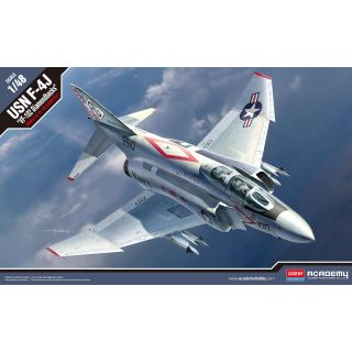 Model Kit letadlo 12323 - USN F-4J VF-102 Diamondbacks (1:48)