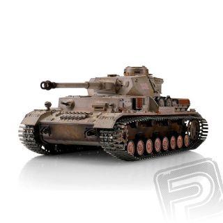 TORRO tank PRO 1/16 RC PzKpfw IV Ausf. G Div. LAH Kharkov 1943 winter - infra