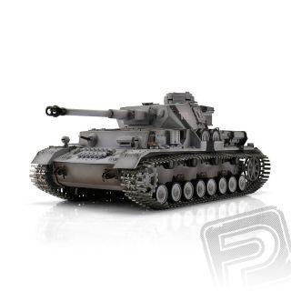TORRO tank PRO 1/16 RC PzKpfw IV Ausf. G winter - infra