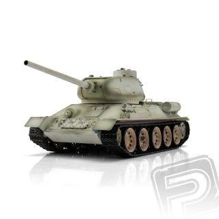TORRO tank PRO 1/16 RC T-34/85 winter - infra