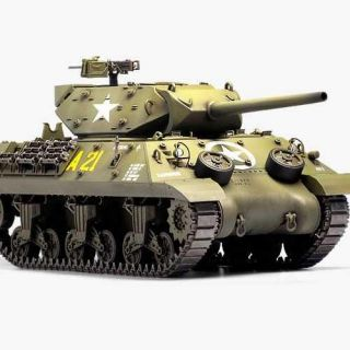 "Model Kit tank 13288 - US ARMY M10 GMC ""Anniv.70 Normandy Invasion 1944"" (1:35)"