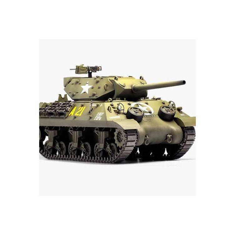 "Model Kit tank 13288 - US ARMY M10 GMC ""Anniv.70 Normandy Invasion 1944"" (1:35)"