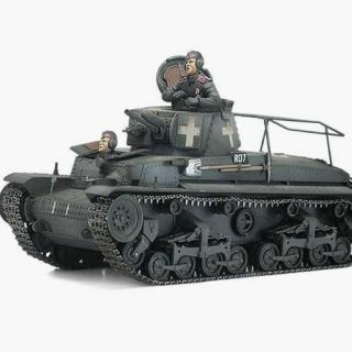 Model Kit tank 13313 - German Command Tank Pz.bef.wg 35(t) (1:35)
