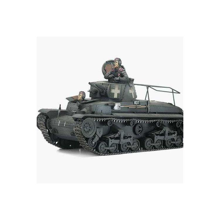 Model Kit tank 13313 - German Command Tank Pz.bef.wg 35(t) (1:35)