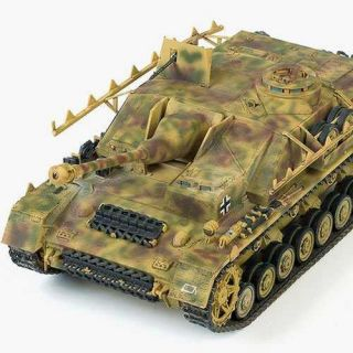 "Model Kit military 13522 - German StuG IV Sd.Kfz.167 ""Ver.Early"" (1:35)"
