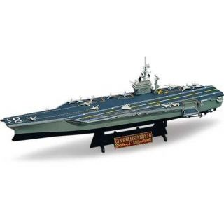 Model Kit loď 14212 - USS CVN-69 EISENHOWER (1:800)