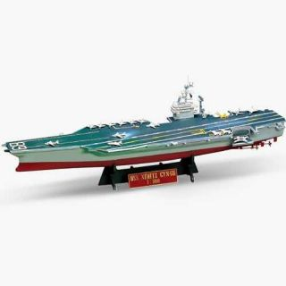 Model Kit loď 14213 - USS NIMITZ (1:800)