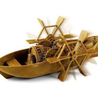 Da Vinci Kit 18130 - PADDLEBOAT