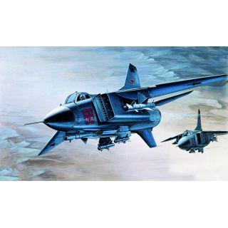 Model Kit letadlo 12445 - M-23S FLOGGER-B (1:72)
