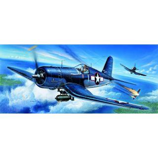 Model Kit letadlo 12457 - F4U-1 (1:72)
