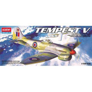 Model Kit letadlo 12466 - TEMPEST V (1:72)