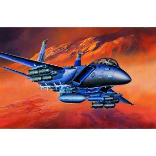 Model Kit letadlo 12478 - F-15E (1:72)