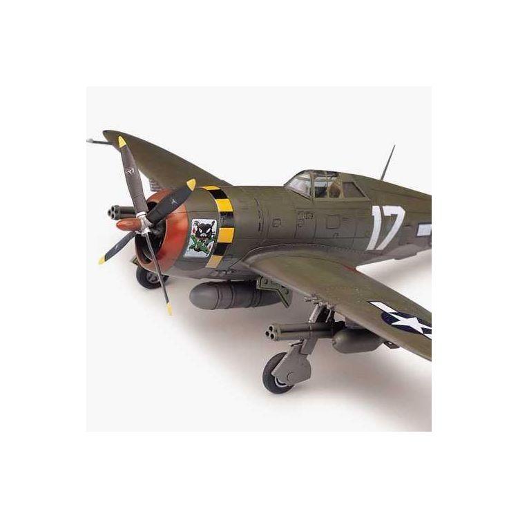 """Model Kit letadlo 12492 - P-47D """"RAZOR-BACK"""" (1:72)"""