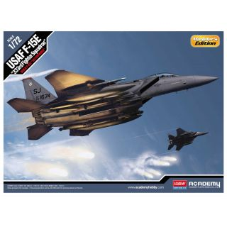 "Model Kit letadlo 12550 - USAF F-15E ""333rd Fighter Squadron"" (1:72)"