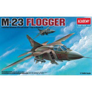 Model Kit letadlo 12614 - M-23 FLOGGER (1:144)
