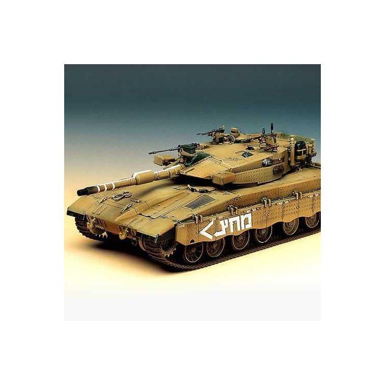 Model Kit tank 13267 - IDF MERKAVA MK III (1:35)