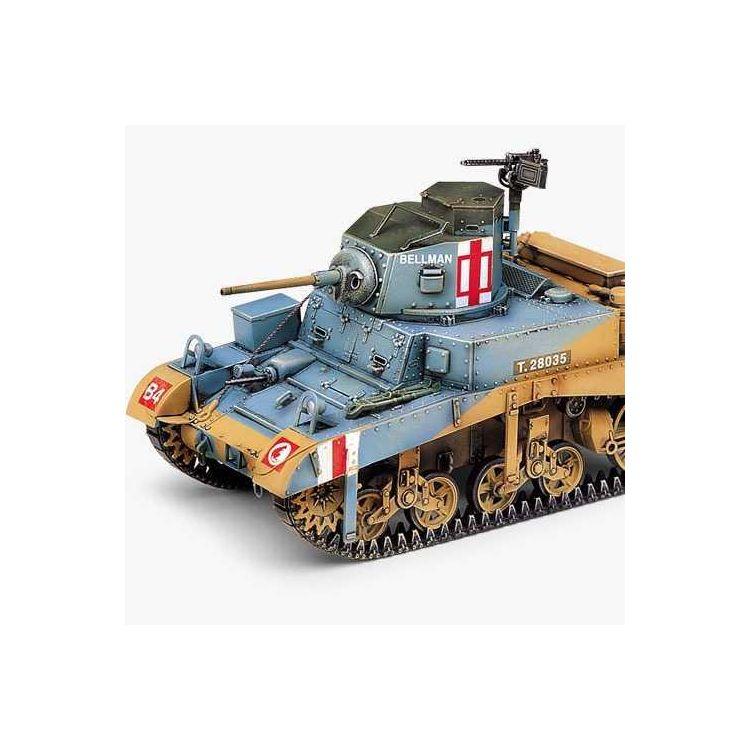 Model Kit tank 13270 - BRITISH M3 STUART HONEY (1:35)