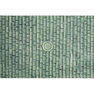 Dláždená cesta - križovatka, 28 x 10 cm  NO57217