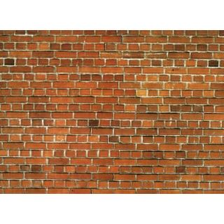 """Lepenka """"Červená tehla"""" 64 x 15 cm - 1 ks  NO57730"""