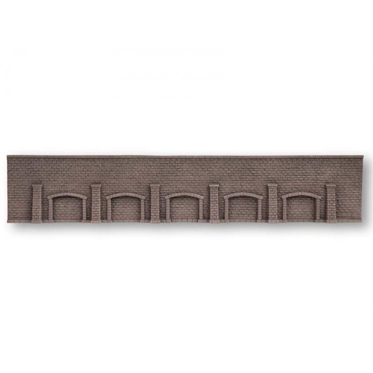 Arkádová stena, extra dlhá, 66 x 12,5 cm  NO58277
