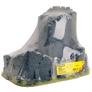 Zrúcanina hradu 18 x 14 x 12 cm  NO58600