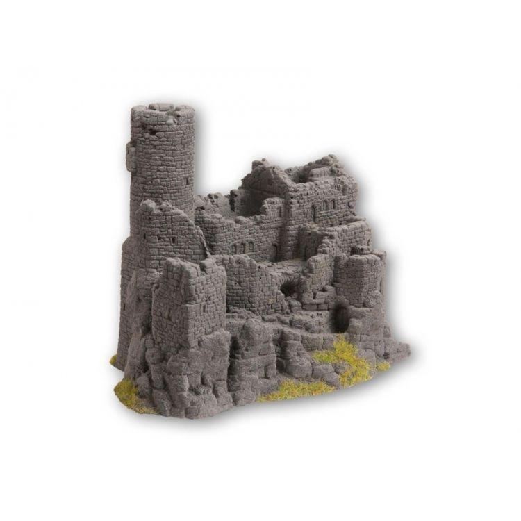 Zrúcanina hradu, 15,5 x 10 x 12 cm  NO58609