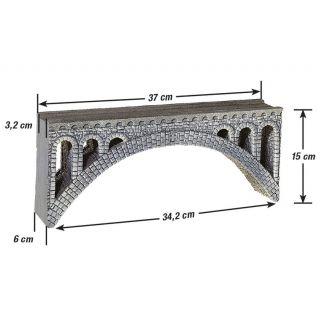 """Viadukt """"Rhône"""" pre úzkorozchodné železnice  NO58671"""