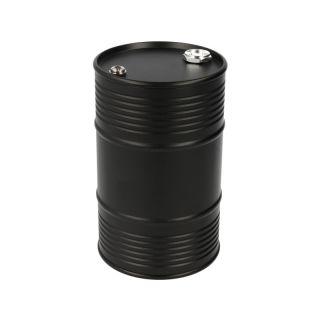 Robitronic barel hliníkový černý