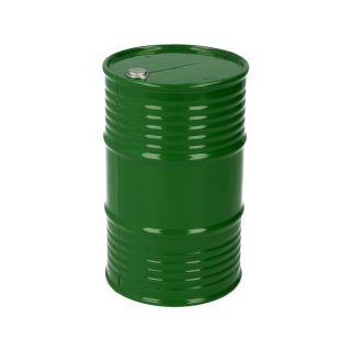Robitronic barel plastový zelený