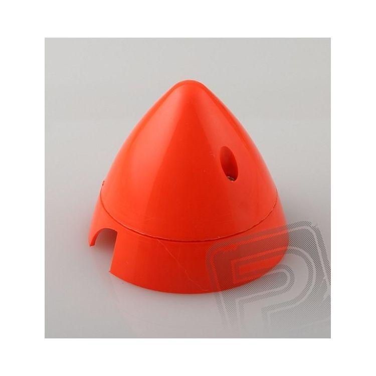 Fluorescenční kužel 70mm 2-listý, oranžová