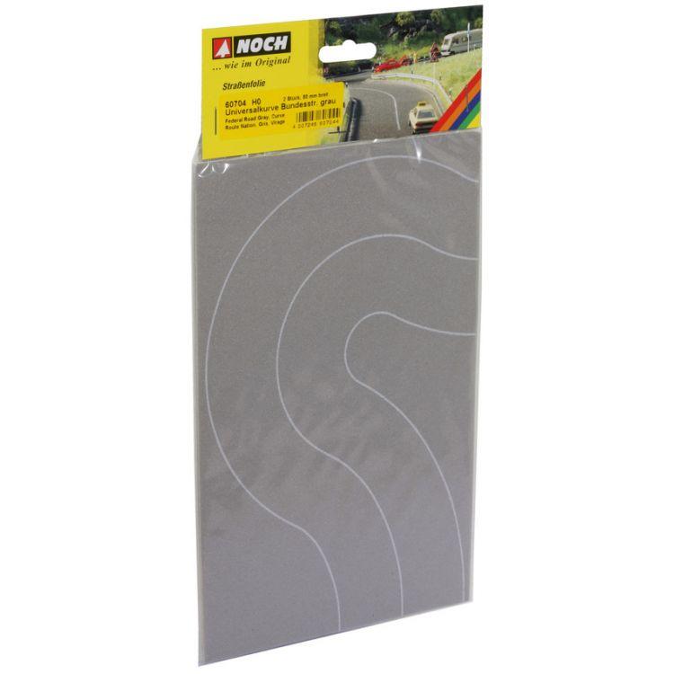 Cesta zákruta - šedá, 2ks, 8 cm  NO60704