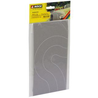 Cesta zákruta - šedá, 2ks, 6,6 cm  NO60710