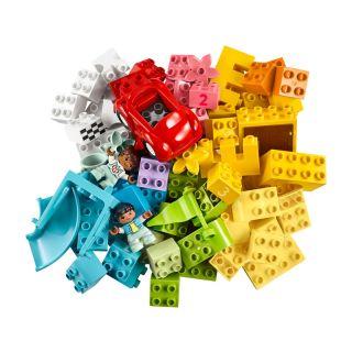 LEGO DUPLO - Velký box s kostkami