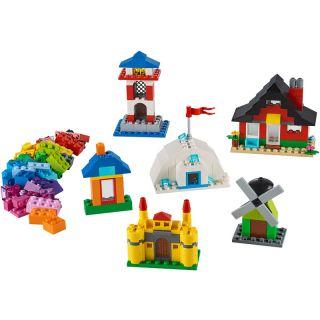 LEGO Classic - Kostky a domky